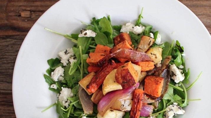 ТОП-10 вегетарианских блюд