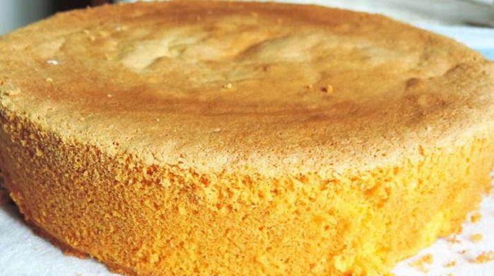 Секреты выпечки вегетарианского бисквита