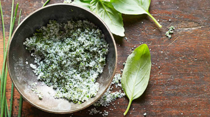 Вегетарианский салат «Витаминка»