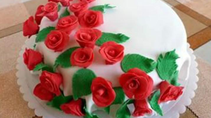 Как сделать вкусную мастику для торта за 2 минуты