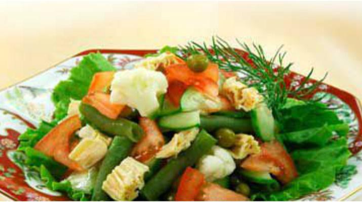 Салат микс из овощей