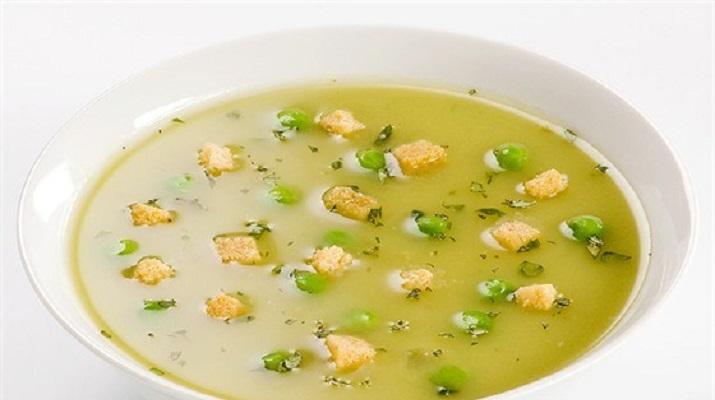 Вегетарианский суп из гороха — вкусно и полезно
