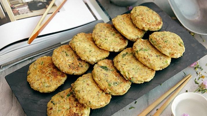 Аппетитные котлеты из тофу