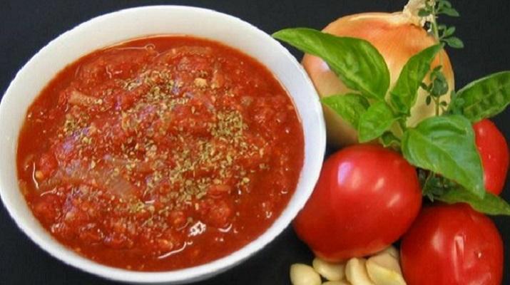 Вегетарианский соус для макарон «Травяное безумие»