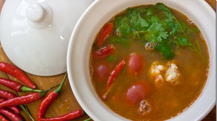 Том Ян суп в домашних условиях вегетарианский — добавьте в свое питание немного экзотики!