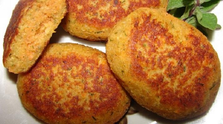 Чечевичные котлеты для тех, кто любит здоровую пищу