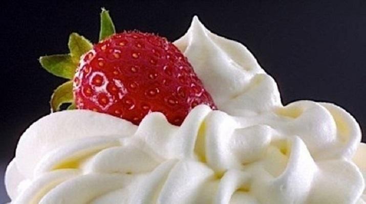 Вегетарианский крем для торта — несколько полезных идей