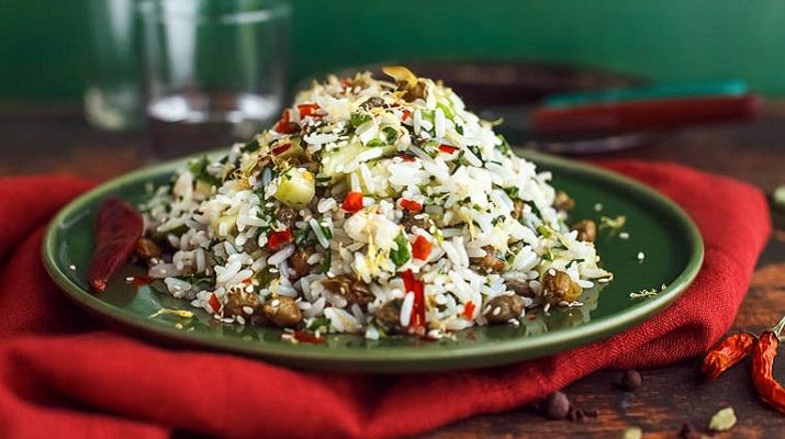 Вьетнамский вегетарианский салат