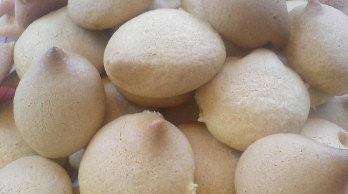 Печенье на гороховой муке