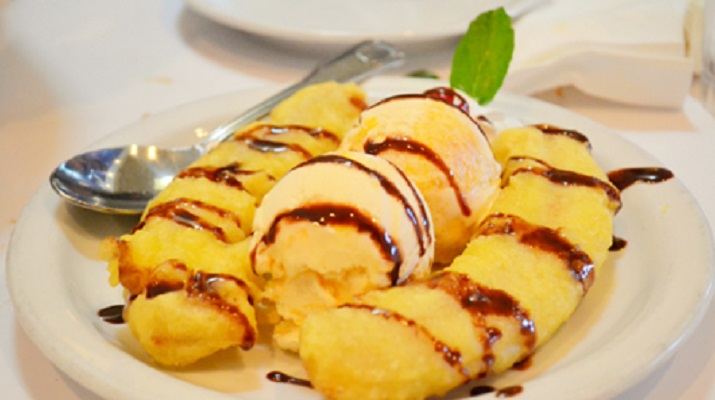 Мороженое банановое в домашних условиях рецепт
