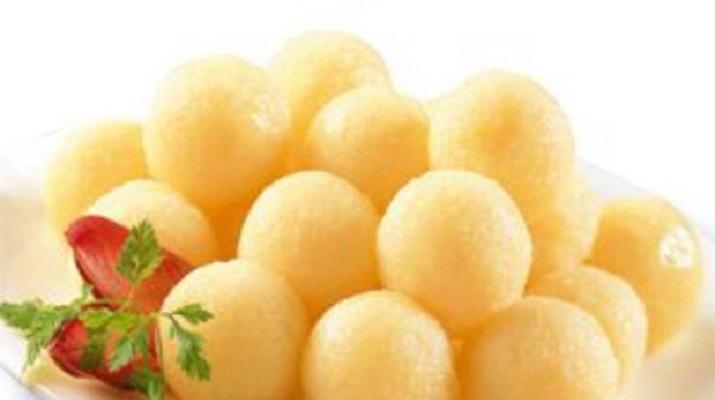Картофельно-тыквенные клецки (ньокки) в томатном соусе