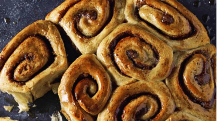 Идеальный завтрак: «Улитки» с корицей