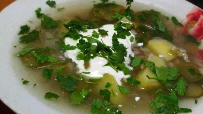 5 самых вкусных холодных супов в жару