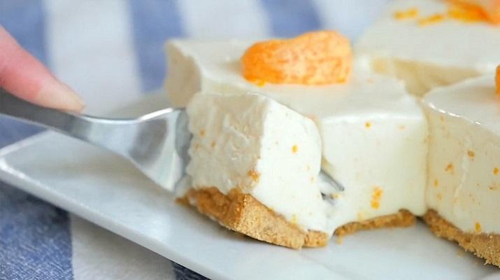 Веган чизкейк без выпечки: просто, вкусно, полезно