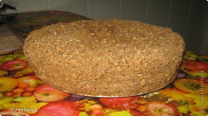 Оооочень вкусный торт