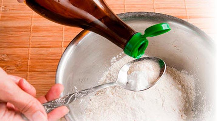 Как сделать погашенную соду 940