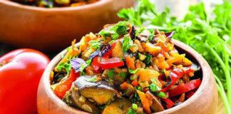 Аджапсандали: любимый грузинский рецепт
