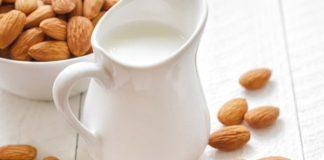 Миндальное молоко, правильный рецепт
