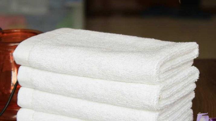 Как сделать полотенца белыми без кипячения и стирки
