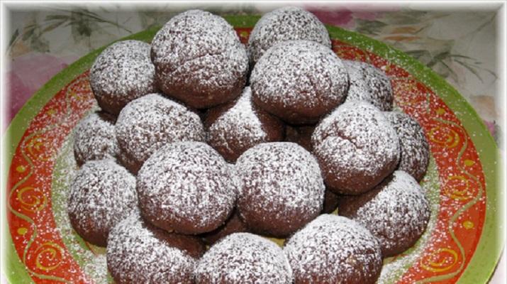 Домашний рецепт пирожного Картошка: вкус из детства