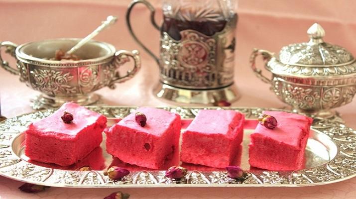 Малиновый зефир – Воздушные розовые облака с тонким ягодным ароматом и насыщенным вкусом малины