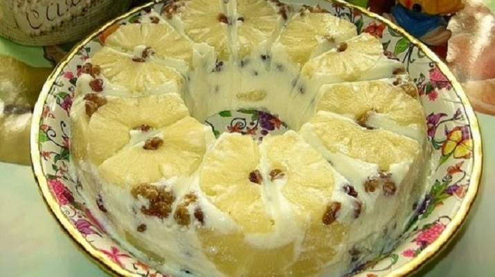 Десерт Старая Рига