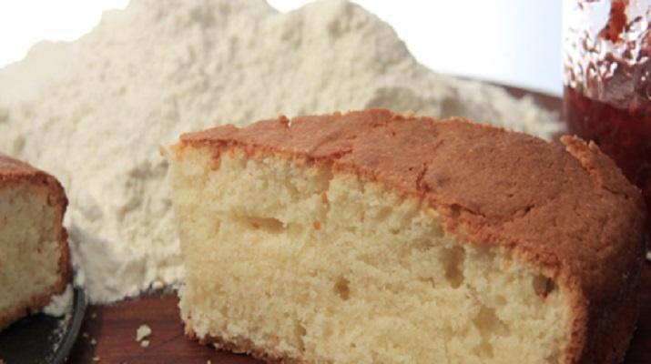 Бисквитный тортик без яиц