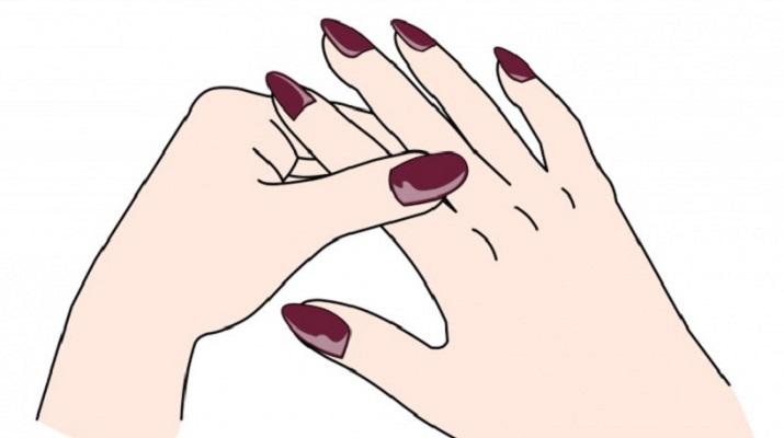 Исцеление тела путем массирования пальцев.