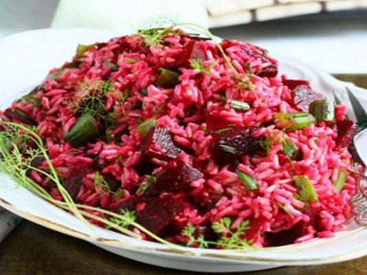 Турецкий пикантный салат