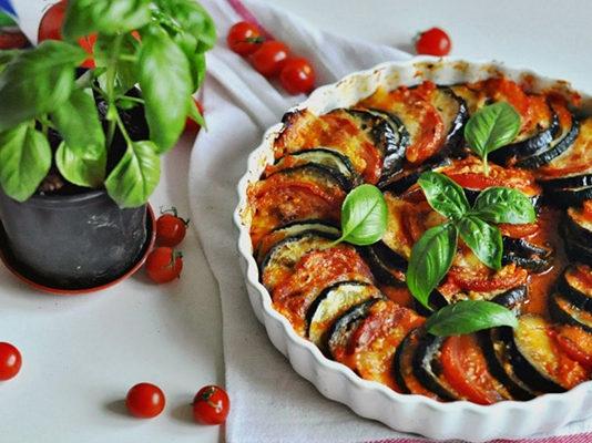 ТОП-3 вкуснейших блюда из овощей