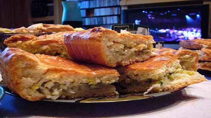Рецепт от «звезды» — пирог с капустой от Натальи Варлей