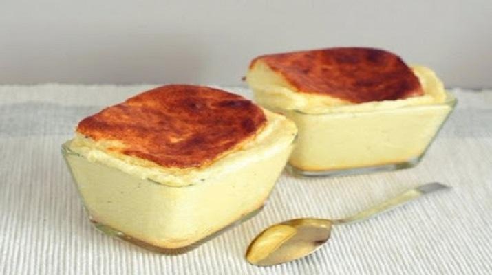 Суфле сырное