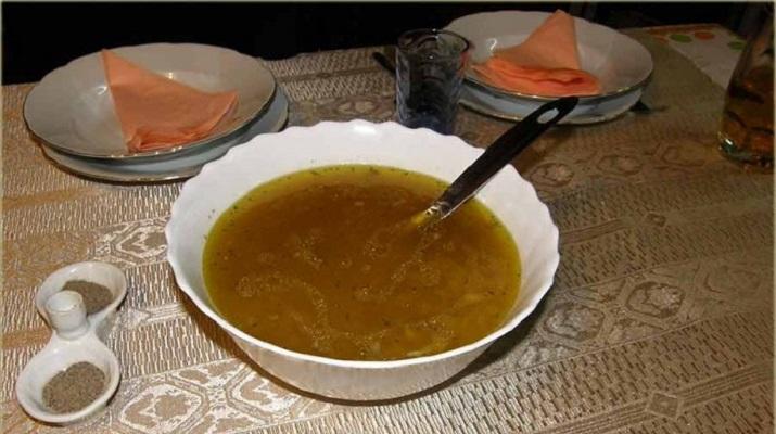 Полезный суп, который вам поможет не болеть даже зимой