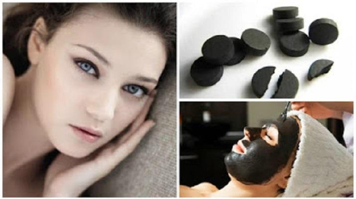 Активированный уголь для лица: маски для сияния кожи