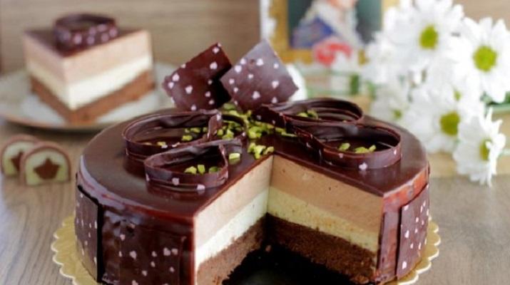 Торт «Моцарт»