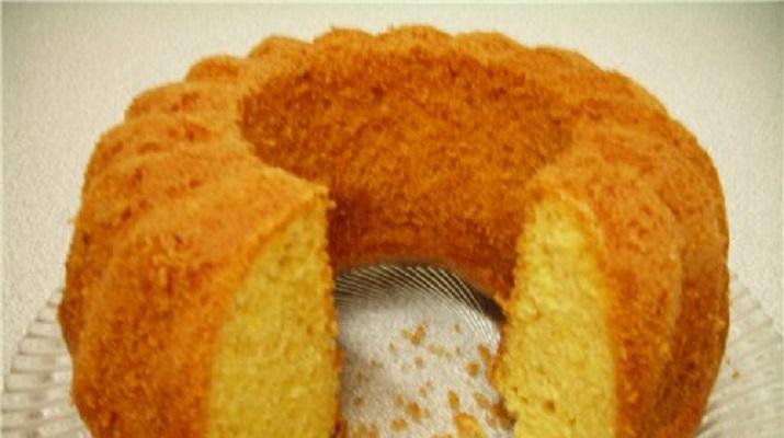 Очень вкусный , нежный, влажный и ароматный лимонный кекс