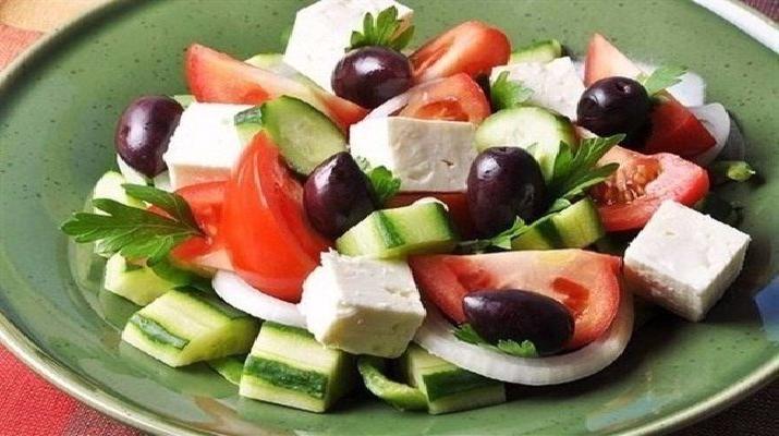 ТОП-5 вкусных салатов без майонеза!