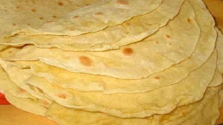 Хлеб запеченный с чесноком