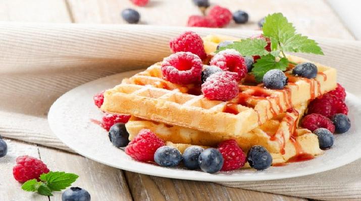 30 Рецептов вафель для электровафельницы