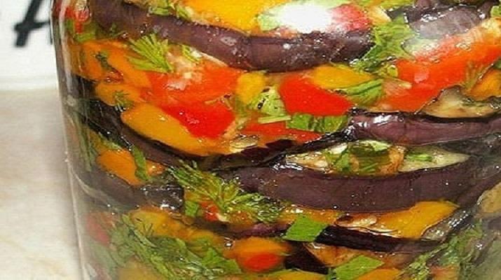Вкуснейшие баклажаны на зиму «10 на 10»