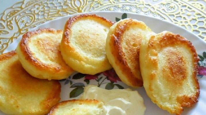Необычное в обычном — 11 рецептов приготовления сырников.Один другого лучше