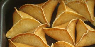 """Блинчики """"Треугольники"""" с начинкой"""