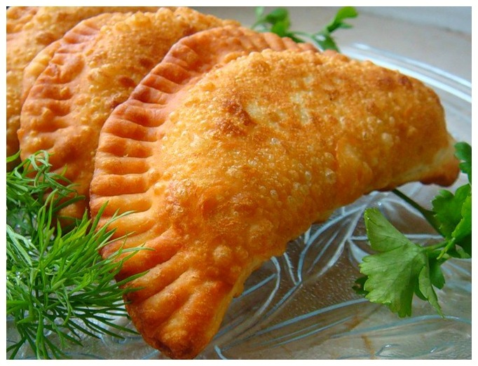 Постные пирожки — лучшее блюдо русской кухни!