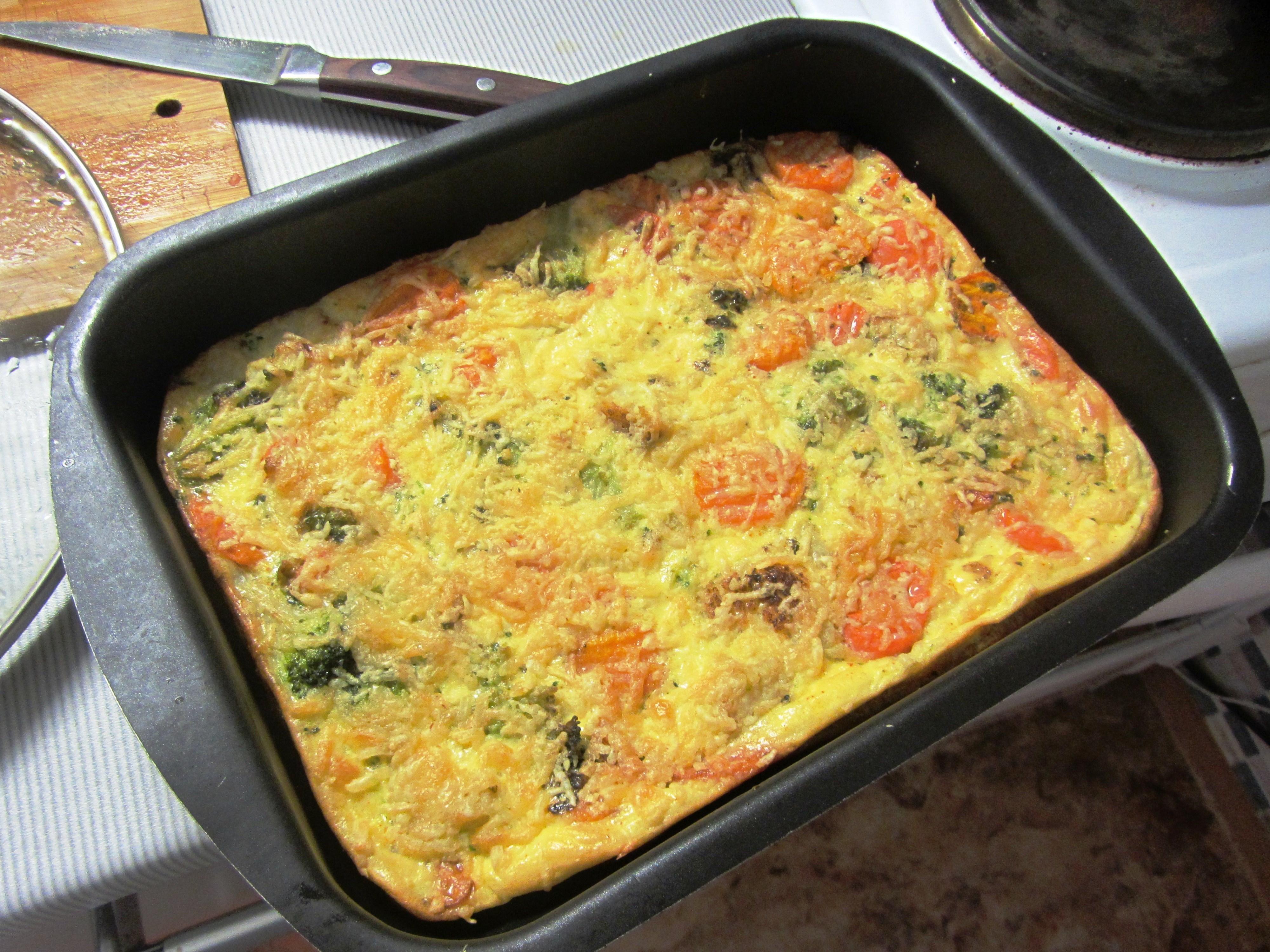 Рецепт овощной запеканки со свеклой