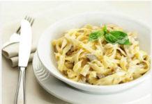 Жареная репа с грибами — овощные блюда вегетарианские