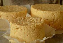 Вегетарианский домашний сыр