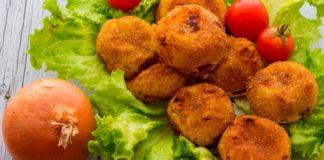 Удивительно вкусные крокеты из картофеля и цветной капусты