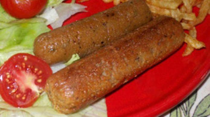 Веганские колбаски — легко и вкусно