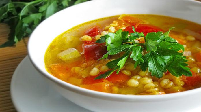 Постный гороховый суп, который удивит вас невероятно богатым вкусом!